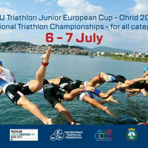 Овој викенд ETU Triathlon European Junior Cup Ohrid 2019
